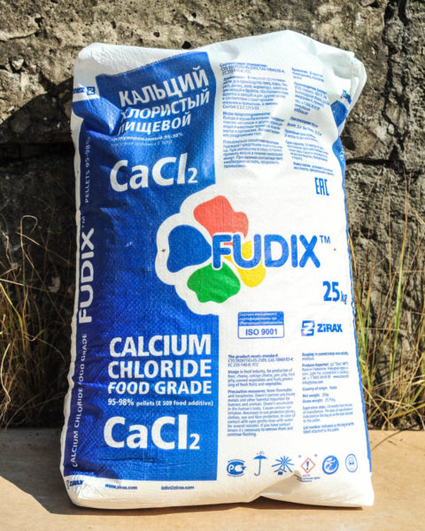 Хлористый кальций